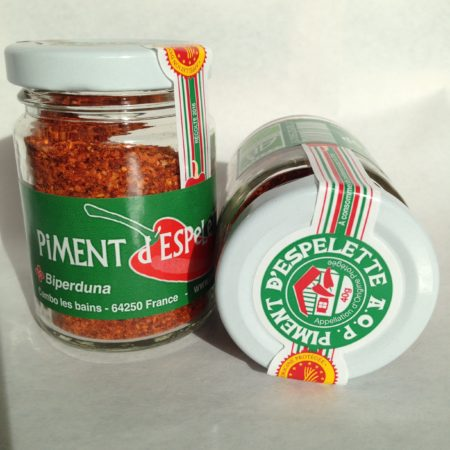 Piment Basque